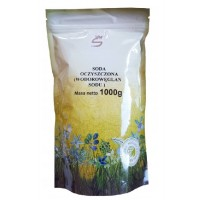 SODA OCZYSZCZONA WODOROWĘGLAN SODU 1kg
