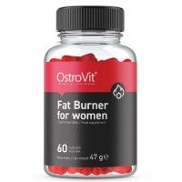 FAT BURNER FOR WOMEN SPALACZ TŁUSZCZU 60kaps