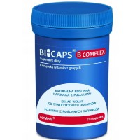 BICAPS WITAMINA B COMPLEX METYLO KOMPLEKS 120kaps