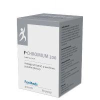 F-CHROMIUM 200 CHROM WSPIERA ODCHUDZANIE 48g