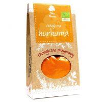 KURKUMA BIO 50 g - DARY NATURY