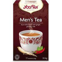 HERBATKA DLA MĘŻCZYZN BIO (17 x 1,8 g) 30,6 g - YOGI TEA