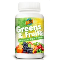 GREENS & FRUITS MULTIWITAMINA 90tab