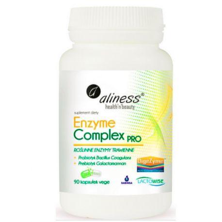 ENZYME COMPLEX PRO ENZYMY TRAWIENNE 90kaps